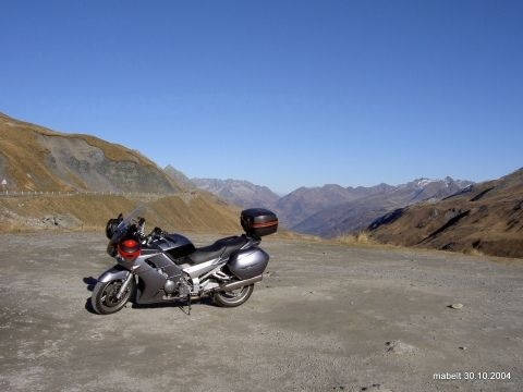 19--furkapass-- Balade Moto Photo