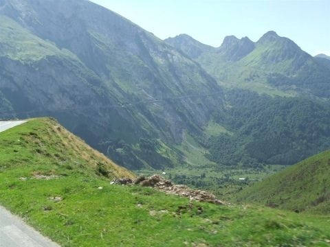 d918--col-d-aubisque- Balade Moto Photo