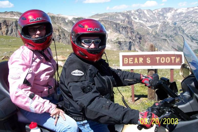 us-212--beartooth- Balade Moto Photo