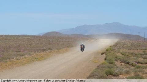 breede-river-to-sutherland- Balade Moto Photo